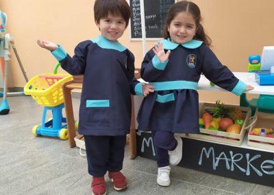 Buddies Kindergarten horarios